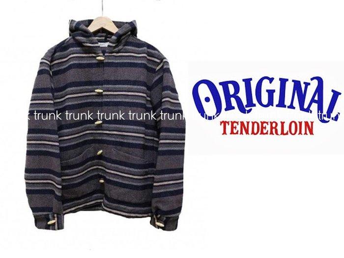 TENDERLOIN T-BLANKET PARKA  連帽外套 正品現貨