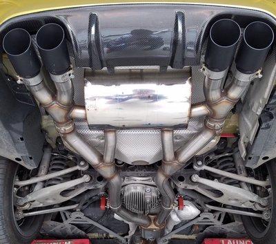 BMW F80 F82 F83 M3/M4 英國 milltek Exhaust 牛奶牌 中尾段閥門排氣系統