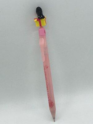 *凱西小舖*日本進口正版 宮崎駿 魔女宅急便 黑貓吉吉 KIKI 造型自動鉛筆