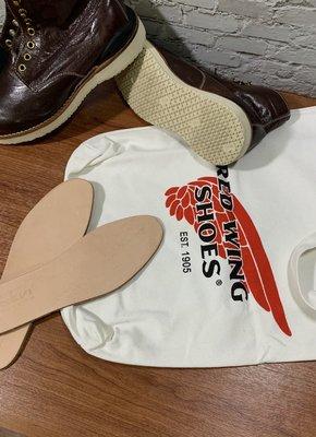 純牛皮 植鞣鞋墊 透氣 適用各大廠牌靴及皮鞋 vintage  875 8111 9013 Danner 新北市