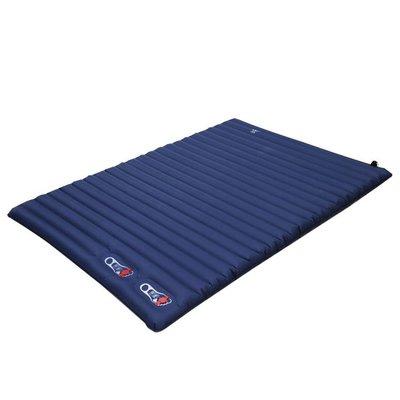 【免運】戶外露營加厚空氣睡墊野營防潮腳踩自動雙人充氣墊 CLYS70306