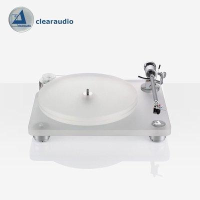 (新品平輸) Clearaudio Emotion SE 磁懸浮黑膠唱片機碳纖維唱臂唱機