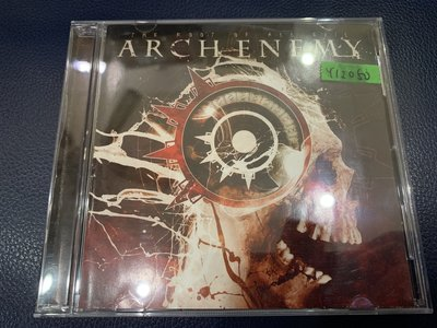 *還有唱片行*ARCH ENEMY / THE ROOT OF ALL EVIL 二手 Y12050