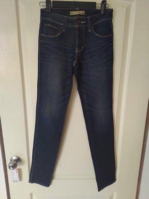 [99go] 日本 全新  Back Number secret line 機能臀部塑型 塑臀 塑身 牛仔褲26腰 翹臀版