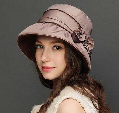 新款帽子 秋冬季休閒百搭貝雷帽 保暖加厚漁夫帽 加絨夾棉韓版防雪帽子