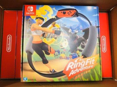全新 台灣公司貨  健身環大冒險 同捆組 Ring Fit Adventure