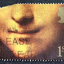 【薇薇安‧郵居】【英國郵票】 信銷郵票(實寄郵票) (49)