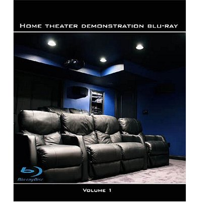 【紅豆百貨】家庭影院演示藍光碟 Home Theater Demonstration Blu-Ray 1 BD50 精美盒裝