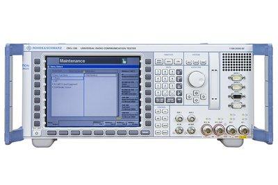 【阡鋒科技 專業二手儀器】Rohde & Schwarz 羅德史瓦茲 R&S CMU200 手機綜合測試儀