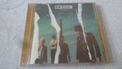 【金玉閣B-3】CD~NO'where.bawl out~滾石