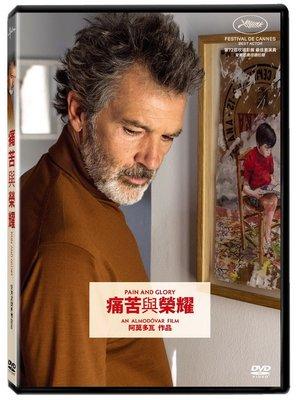 [DVD] - 痛苦與榮耀 Pain and Glory ( 台聖正版 ) - 預計3/6發行