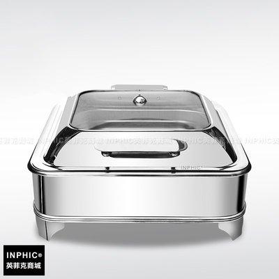 INPHIC-自助餐爐保溫餐爐buffet爐外燴爐隔水保溫鍋電熱鍋飯店保溫爐一體電熱_MXC3854B