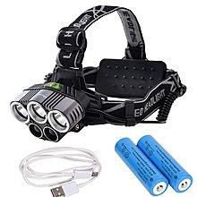 Tomo Light LED CMA-1001LT可充電高防水頭燈,5照明模式工作燈登山釣魚露營頭燈