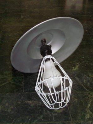 收藏一隻40-50年前的老燈-古樸少見了