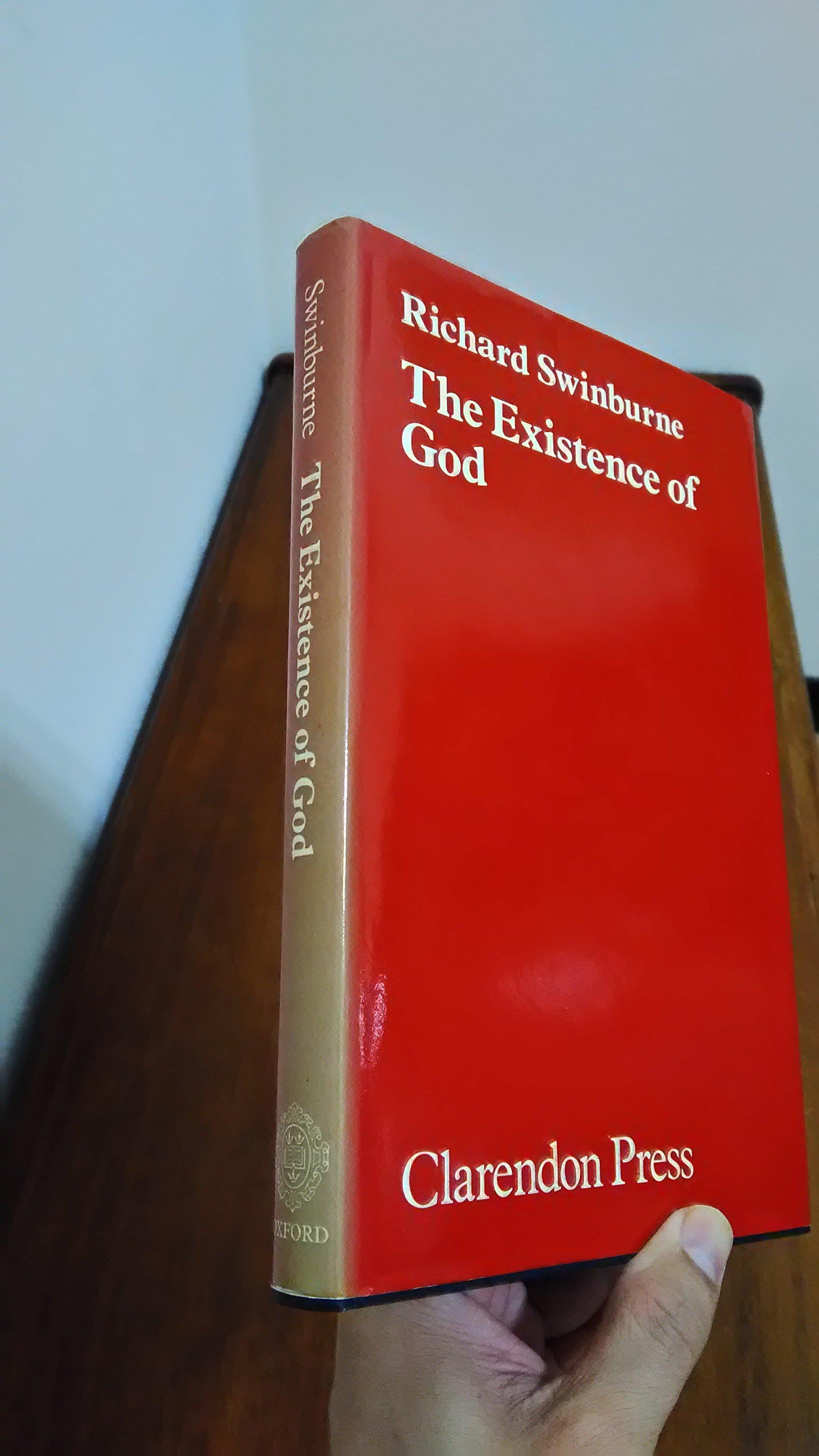 【英文舊書】[宗教] 上帝存在否 Existence of God, Richard Swinburne
