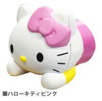 現貨 日本三麗鷗造型USB充電插頭 KITTY