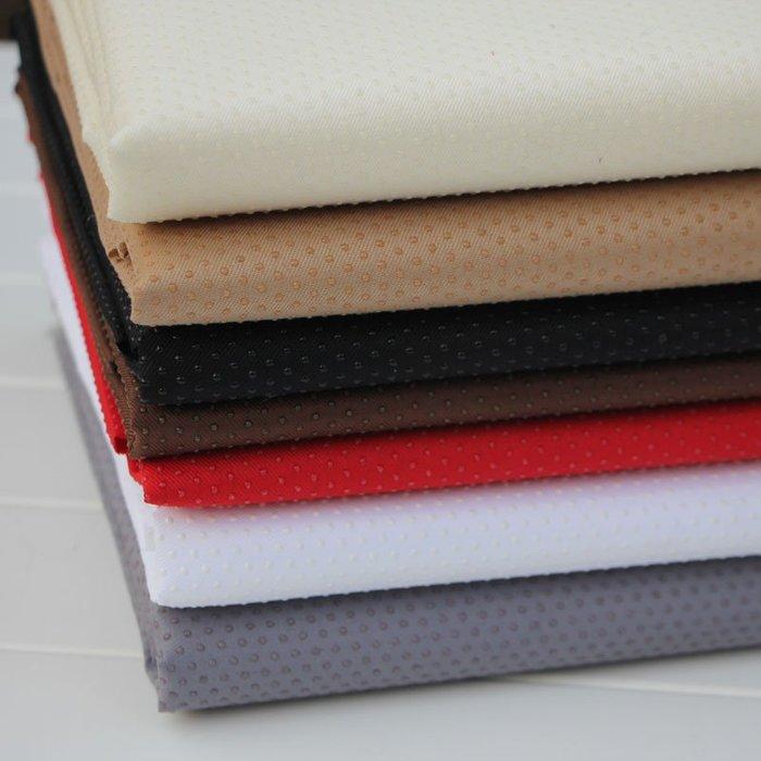 解憂zakka~ 防滑布料 黑色白色 止滑坐墊地毯輔料 鞋底布點塑布滴塑布點膠布#布料#面料