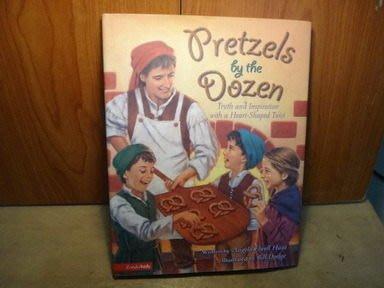 【愛悅二手書坊 O-03】 Pretzelx by Dozen