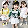 【Miss Caramel】女童棒球裙 女童秋裝 女童...