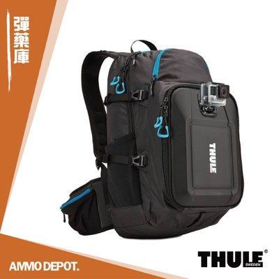 【運動相機彈藥庫】 Thule Legend GoPro Backpack 快扣後背包 快拆 快拆扣 TLGB-101