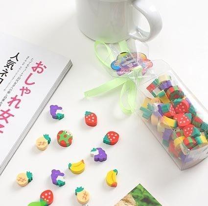 韓國mini水果可愛橡皮擦~精美盒裝~迷你橡皮, 小朋友禮物/贈品 批發