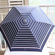 (QQ) 購自日本 日版 Lanvin en bleu  超輕  防UV 蝴蝶結 遮熱 遮光  縮骨雨傘 遮 雨傘 umbrella 縮骨遮