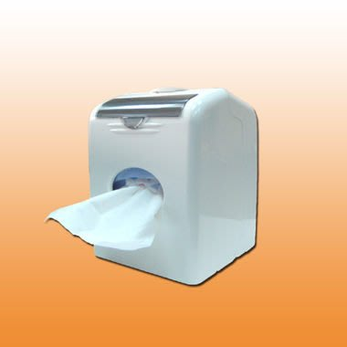 「香港商莊臣」桌上型 餐巾紙 衛生紙箱 衛生紙架 TD0029ZA004A