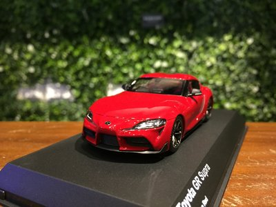 1/43 Kyosho Toyota GR Supra (A90) Prominence Red 03700R【MGM】