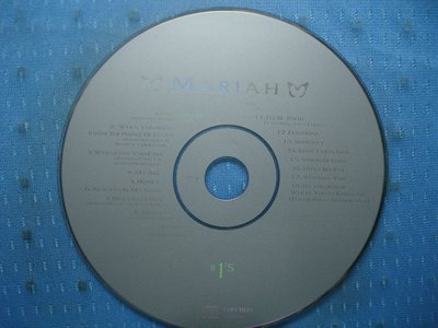 [無殼光碟]IA Mariah Carey  #1's [Import Bonus Tracks]