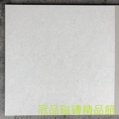 ◎冠品磁磚精品館◎進口精品-奈米拋光石英磚-聚晶白(紋路明顯)-60X60 CM