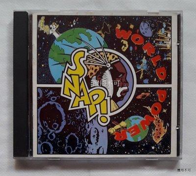 SNAP劈啪樂團 - world power專輯