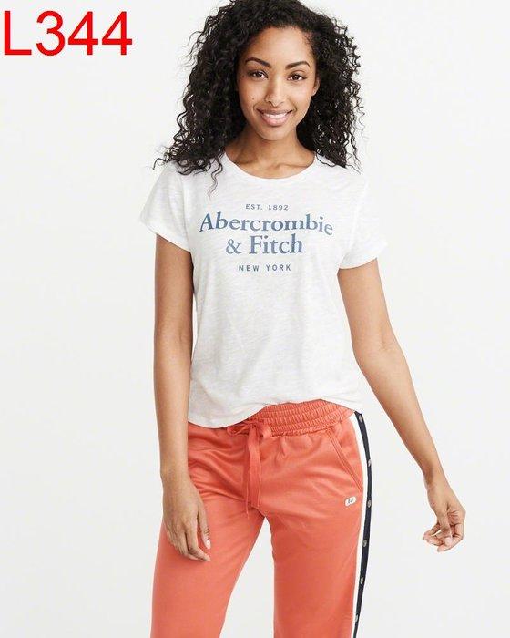 【西寧鹿】AF a&f Abercrombie & Fitch HCO 女 T-shirt 絕對真貨 可面交 L344