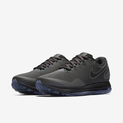 【Cool Shop】 NIKE ZOOM ALL OUT 2 女 AJ0036-002 灰黑 網布輕量 氣墊慢跑鞋