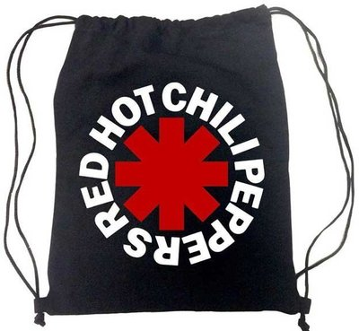 RED HOT CHILI PEPPERS 細線環保背袋 ASTERISK BAG 最後一個