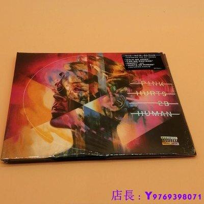 全新CD音樂 粉紅佳人Pink Hurts 2B Human CD 專輯