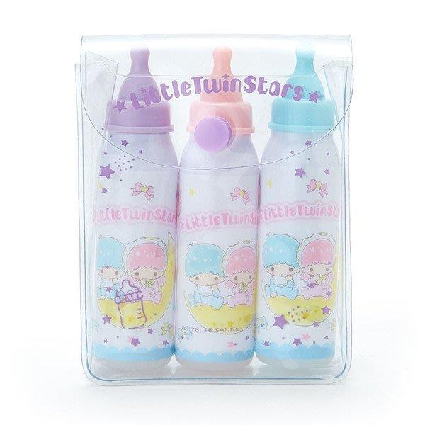 4165 本通 奶瓶型筆組 雙子星  4901610442685