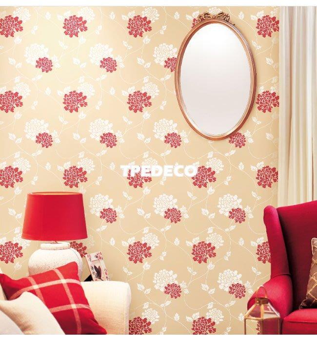 【大台北裝潢】日本進口壁紙BA* 英國Laura Ashley聯名款 優雅花朵(3色)   3601-3603  