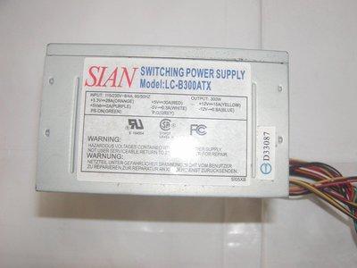 SLAN   LC_B300ATX(300W電源供應器 台中市