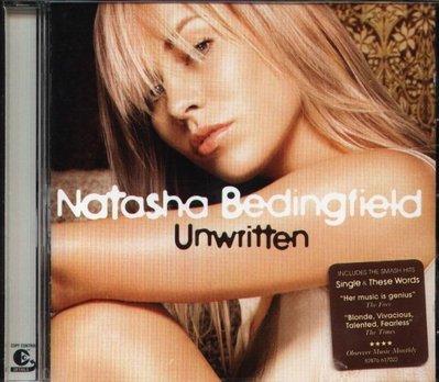 八八 - Natasha Bedingfield - Unwritten