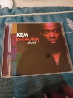 KEM 肯姆  INTIMACY ALBUM III 專輯CD