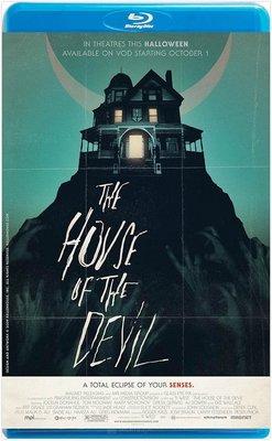 【藍光影片】邪惡之屋 / 魔屋 / The House of the Devil (2009)