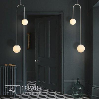 【18Park 】木意簡約 Accompanying chandelier [ 隨行吊燈-木頭版 ]