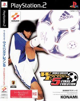 【二手商品】PS2 世界足球競賽 5 最終革命 日文版 (光碟片有些許刮傷,測試過可正常使用)【台中恐龍電玩】