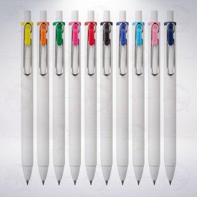 日本 三菱鉛筆 uni-ball One 中性墨水原子筆