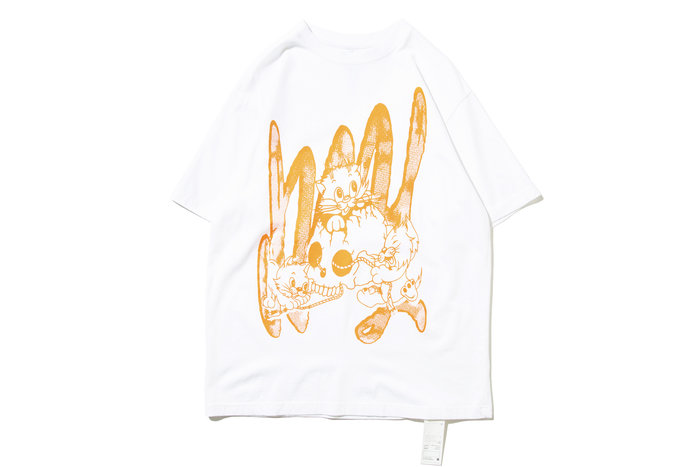 "[ LAB Taipei ] DeMarcoLab ""LIL DAT TEE"" (White)"