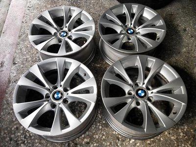 BMW E60 原廠277 17吋鋁圈..E34 E38 E60...