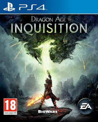 全新未拆 PS4 闇龍紀元:異端審判 -英文版- Dragon Age Inquisition