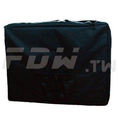 現貨*FDW 外出專用 加厚按摩床背袋
