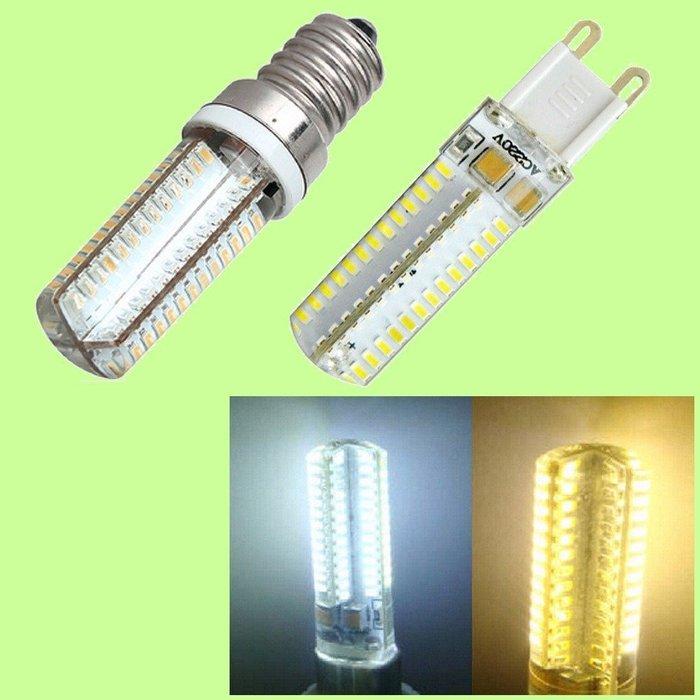 5Cgo【權宇】360度迷你LED燈泡 5W MR16 G5.3 G4 E12 E14 G9 另有3W 4W 7W 含稅