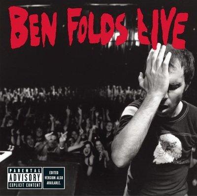 《絕版專賣》Ben Folds 班弗茲 / Ben Folds Live 班弗茲現場實況 (加拿大版)